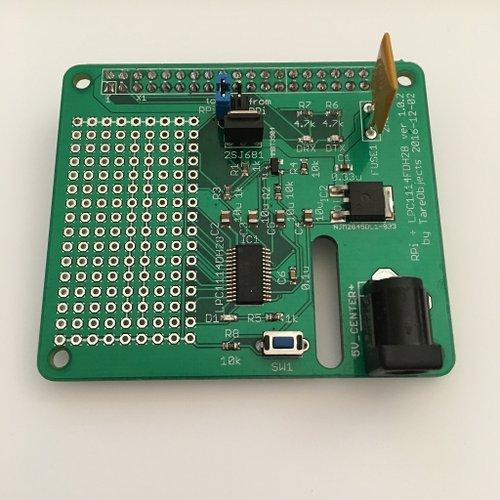 RPi1114FDH  Raspberry Pi 電源制御モジュール