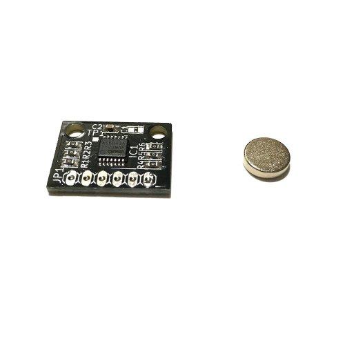 AS5048A搭載 磁気エンコーダモジュール