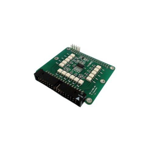 I2C フォトリレー出力ボード DIO-0/16RC-IRC