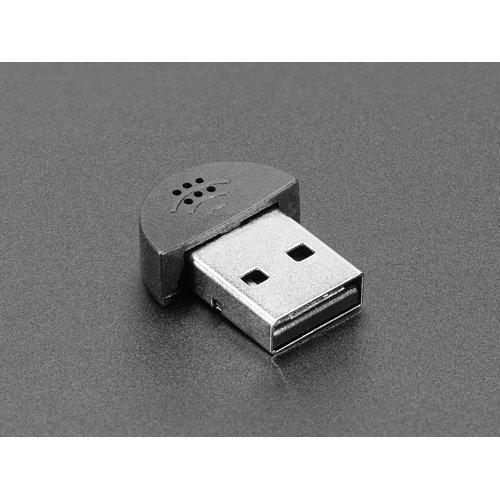 USB接続ミニマイク