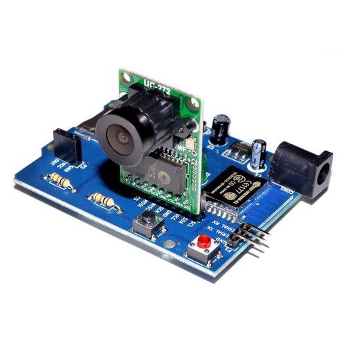 Wi-Fi + カメラ + 照度・モーションセンサ 「ESP-SensorCam」(完成品カメラ付)
