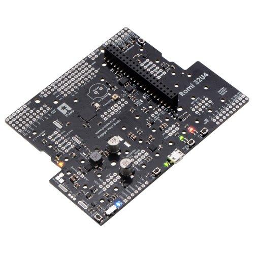 Romi用32U4搭載制御基板