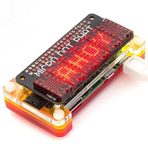 Micro Dot pHAT(赤)