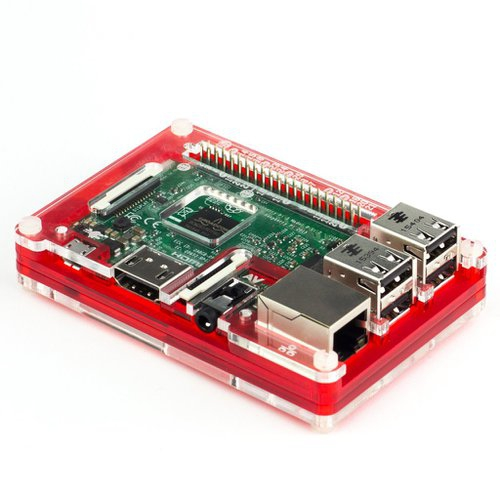 Raspberry Pi用ケース Pibow 3 - Coupé