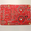 TDA1543 LR分離 真空管I/V DAC for Raspberry Pi