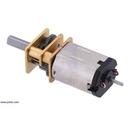 50:1 シャフト付き超小型メタルギアドモーター HPCB