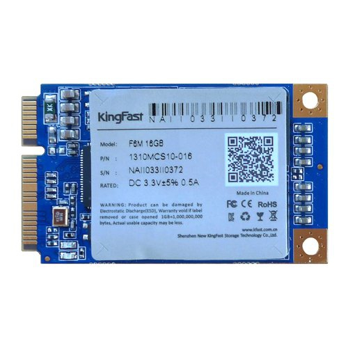 Kingfast mSATA SSD 16GB(PCEngines apuシリーズ対応)--販売終了