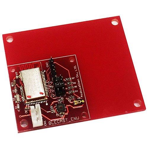 BLE無線温湿度照度センサ BLECAST-ENV