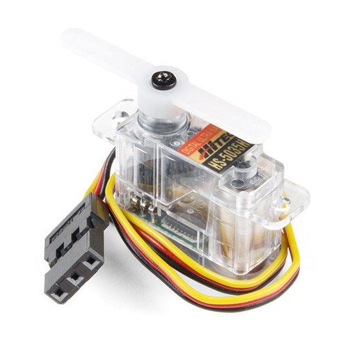 Hitec 超小型デジタルサーボ HS-5035HD--販売終了