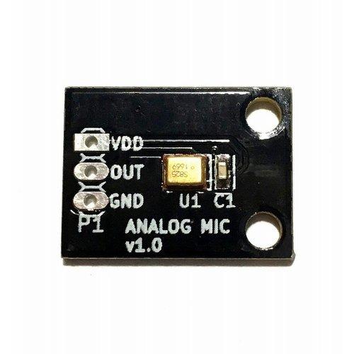 アナログ出力MEMSマイク変換基板