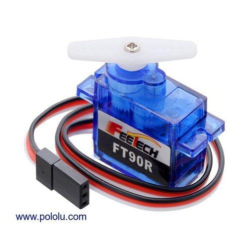 FEETECH FT90R デジタルマイクロサーボ(連続回転仕様)--在庫限り