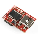 FT232RL搭載小型USB-シリアルアダプタ 3.3V
