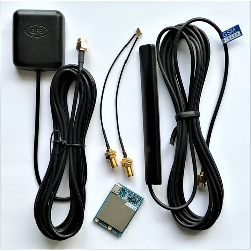 3GIM V2.2(3GロングアンテナおよびアクティブGPSアンテナ付き)
