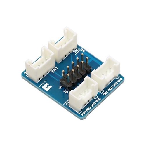 MESH GPIOブロック用Groveボード