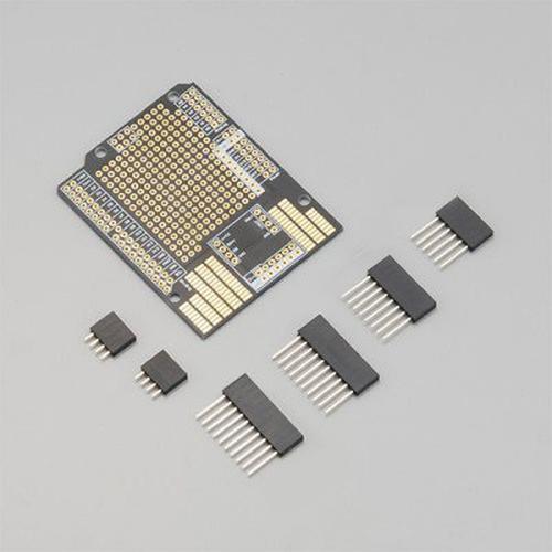 ICS-UART変換基板用シールドキット--販売終了