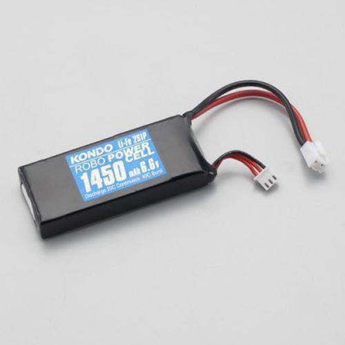 リチウムフェライトバッテリー ROBOパワーセル F2-1450