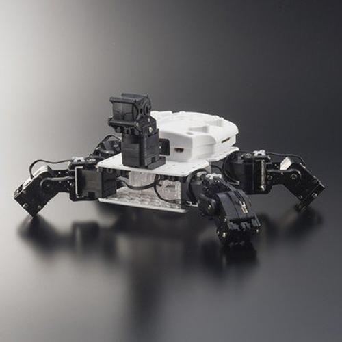 KXR-L4T-R カメ型・ローバー型ロボットキット--在庫限り