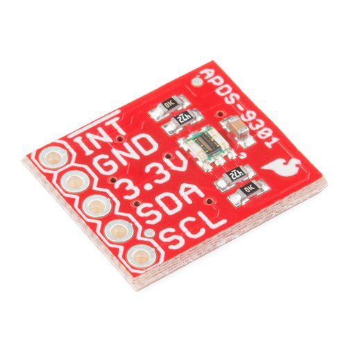 APDS-9301搭載 環境光センサモジュール--販売終了