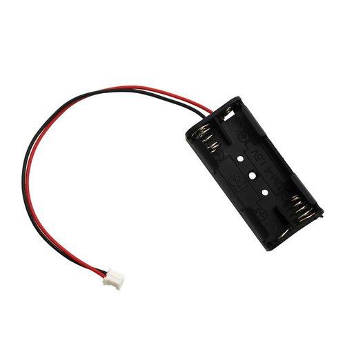 micro:bit用 単四電池2本をJST PHコネクタで出力できる電池ボックス