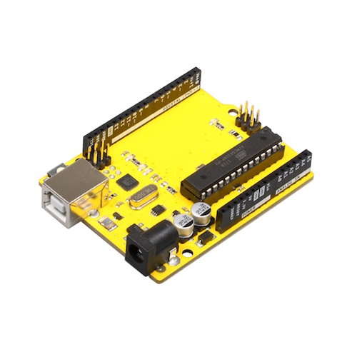 What's Next Yellow(Arduino Uno互換機)