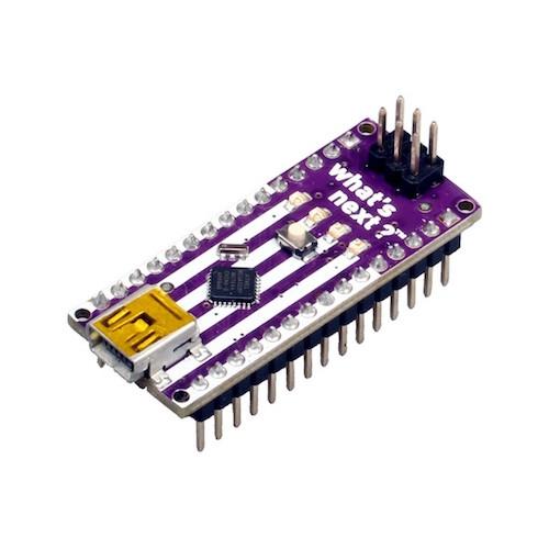 What's Next Purple(Arduino Nano互換機)