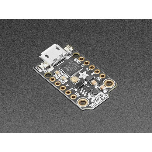 Adafruit Trinket M0(CircuitPython/Arduino IDE用)