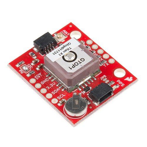 Qwiic - XA1110搭載 GPSモジュール