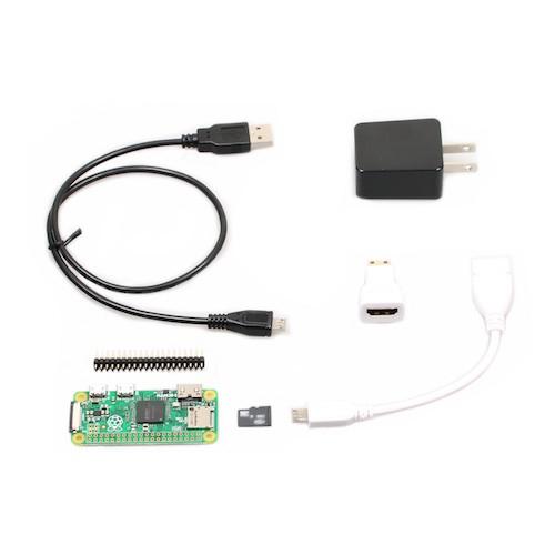Raspberry Pi Zero v1.3 スターターキット