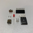 The parts for W&T Thermal Cam PCB