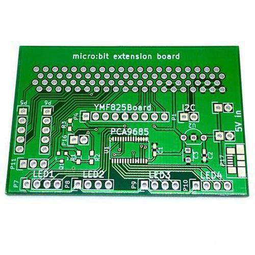 micro:bit extension board
