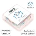 M5Stack用プロトキット(温湿度センサ付き)--在庫限り