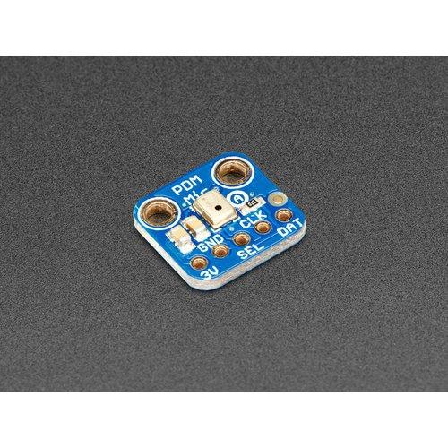 MP34DT01-M搭載 PDM MEMSマイクモジュール