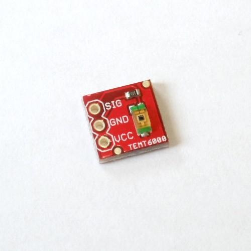 TEMT6000明るさセンサ・モジュール
