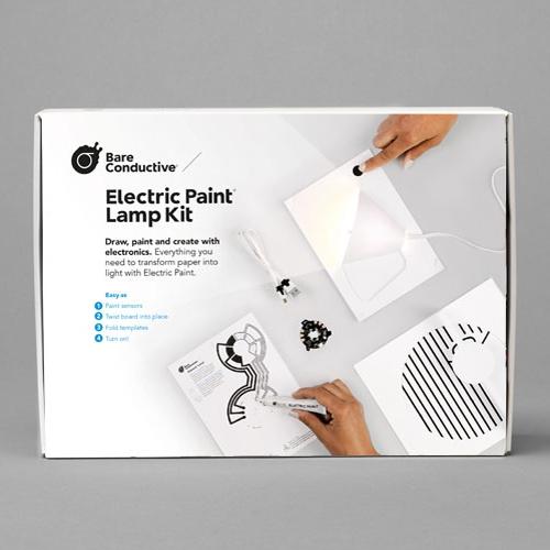 導電インクで作るルームランプキット