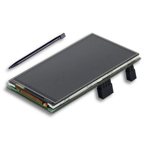 Raspberry Pi用3.5インチ TFTタッチスクリーンディスプレイ--在庫限り