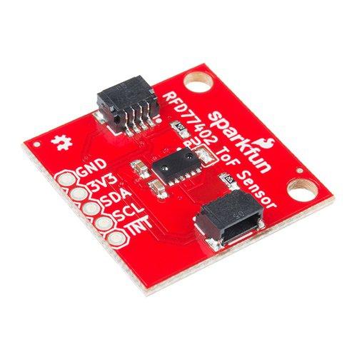 Qwiic - RFD77402搭載 ToF距離センサモジュール--在庫限り