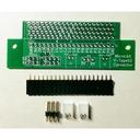 micro:bit用サーボ拡張コネクタ基板(縦型)