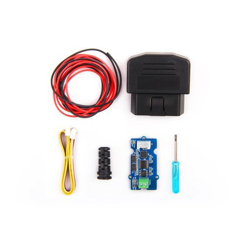 OBD-II CAN-BUS開発キット