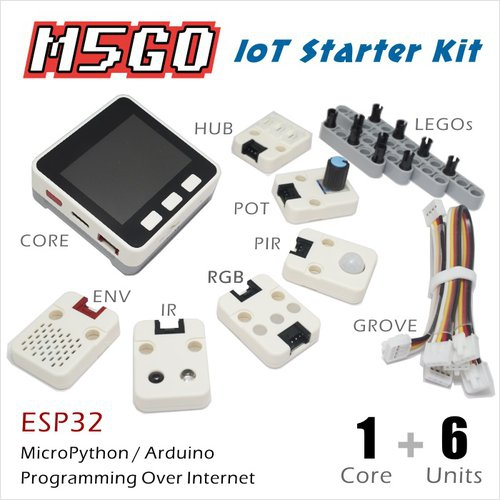 M5GO IoTスターターキット