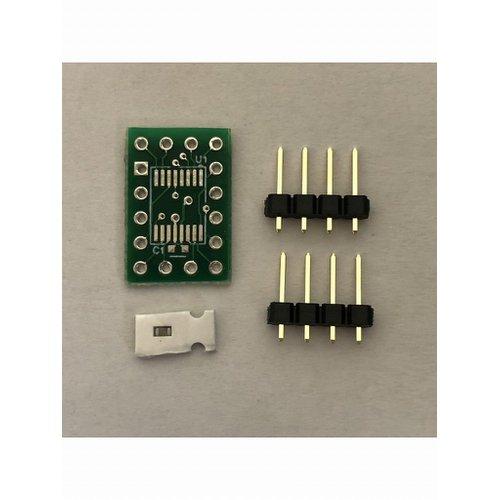 LPC810化基板キット(LPC81Xto810-KIT)