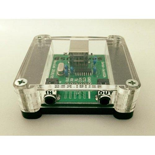 JACKシリアルUSB変換デバイス - JACKUSB02