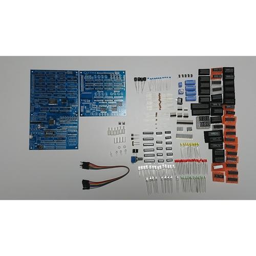 ロジックICで創る 4bitCPU組立キット TTM4