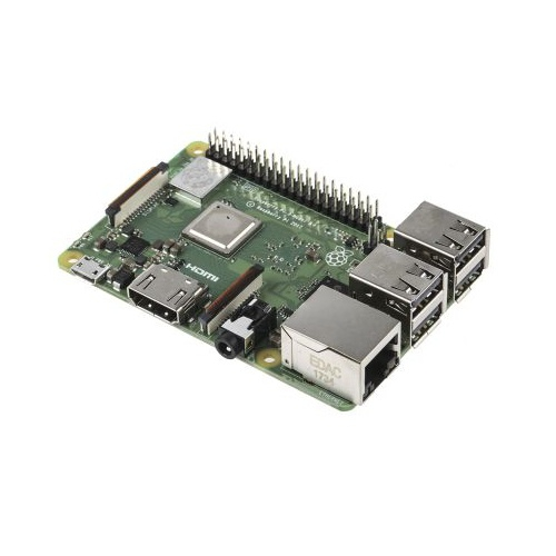 Raspberry Pi 3 Model B+(RSコンポーネンツ製)