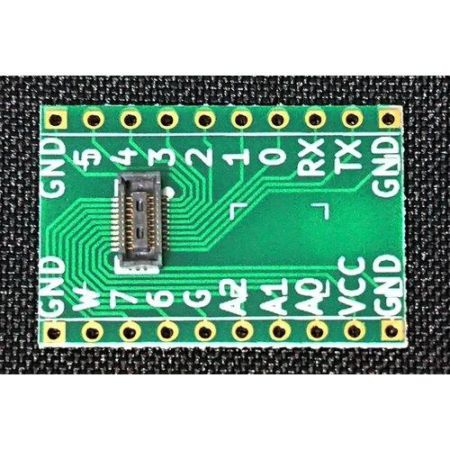 DF40HC-20DSレセプタクル変換基板