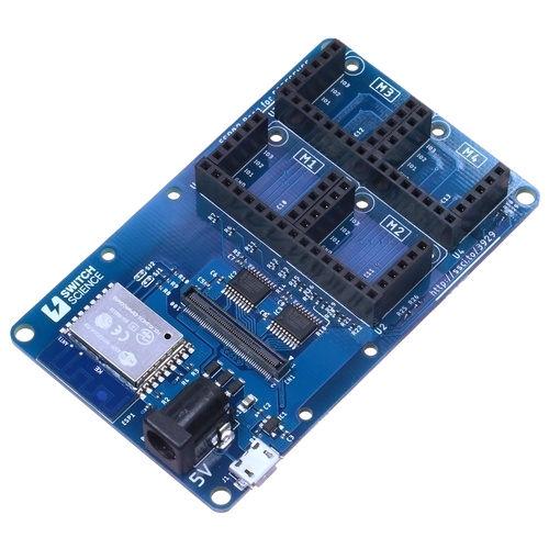 SPRESENSE用 Conta™ベースボード(ESP-WROOM-02搭載)