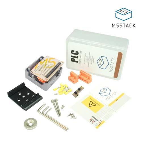 M5Stack用PLCモジュール