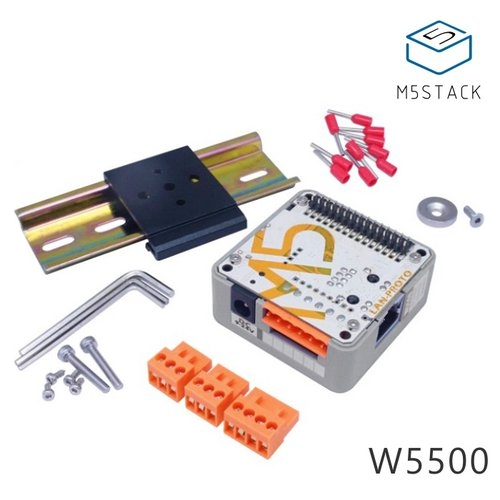 M5Stack用LANモジュール
