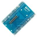 SPRESENSE 100ピンB2Bコネクタ ピッチ変換基板