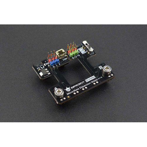 Gravity - Micro:Mate micro:bit用小型拡張基板