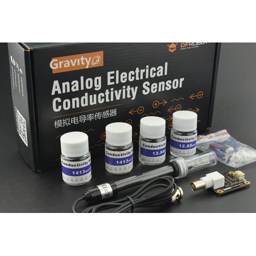 Gravity - 水分導電率センサ/メーター